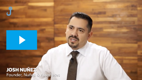 Josh Nunez Testimonial